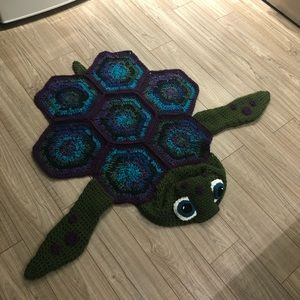 COPY - Kid's Sea Turtle Hooded Blanket